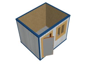 Блок-контейнер-БК-13