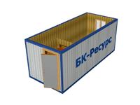 bk01mini 200x150 - Блок контейнер БК-01