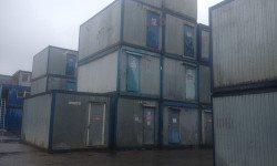 Блок контейнеры Б У