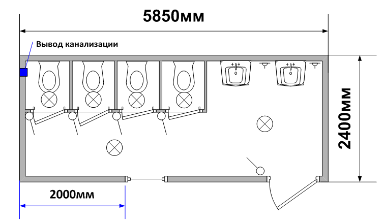 Схема планировки СТ-43 (1)