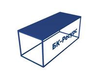 karkmini - Металлокаркас для блок-контейнера 6 м