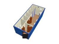 st49mini - Сантехнический блок-контейнер СТ-49