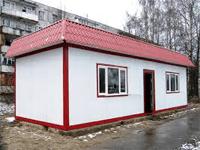 mksmini - Модульное здание под магазин МК