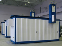 pkumini - Блок-контейнер ПКУ