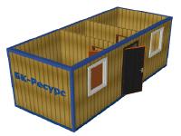 Блок-контейнер БК-04