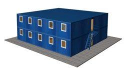 MK 20 1024x522 1 250x150 - МК-40. Модульное здание из блок контейнеров