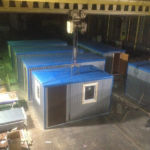 КПП, Блок-контейнер с тамбуром